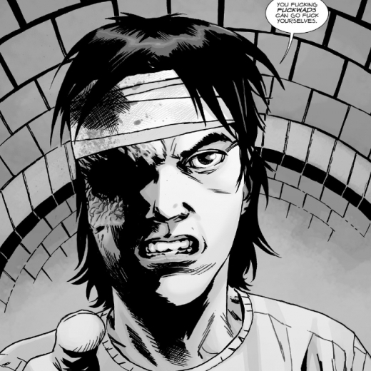 Carl Grimes, Issue 137, Volume 23