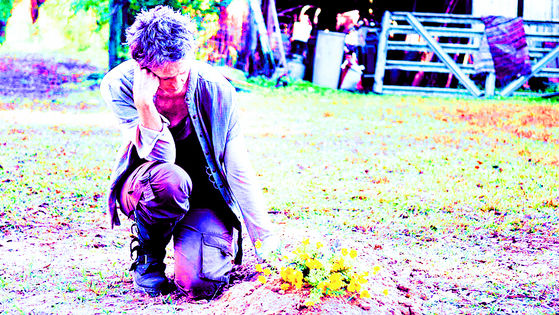 Melissa McBride as Carol, The Grove, 4x14