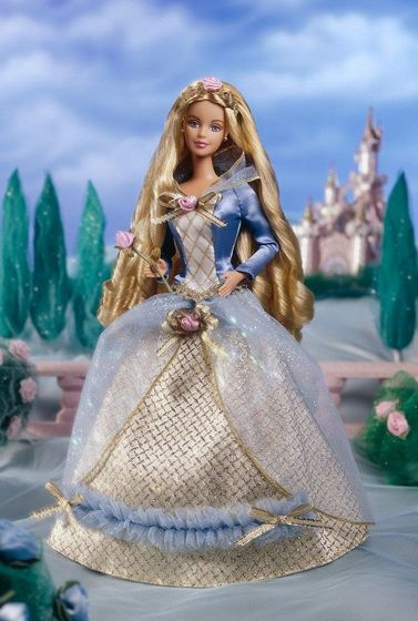 Mattel Sleeping Beauty doll released in 1997