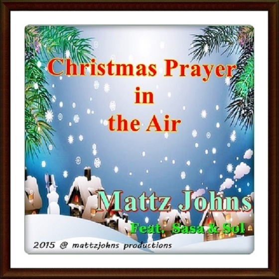 Christmas Prayer in the Air