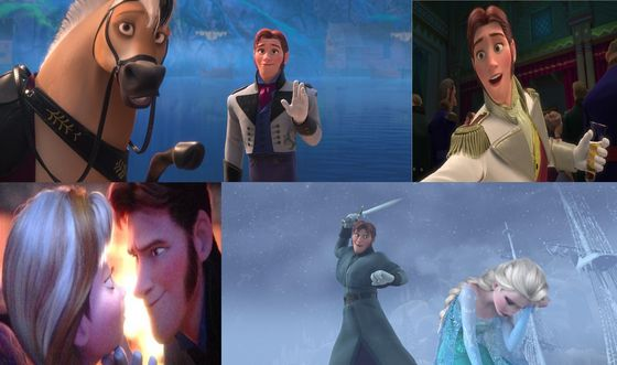 Final Vote: 46% thought Hans was the least scariest villain of all.