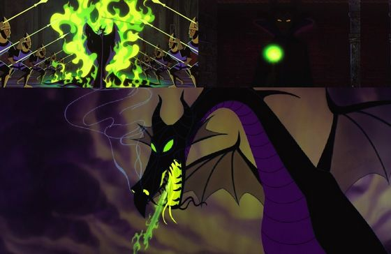 Final Vote: 70% thought Maleficent was a scarier villain than Ursula.