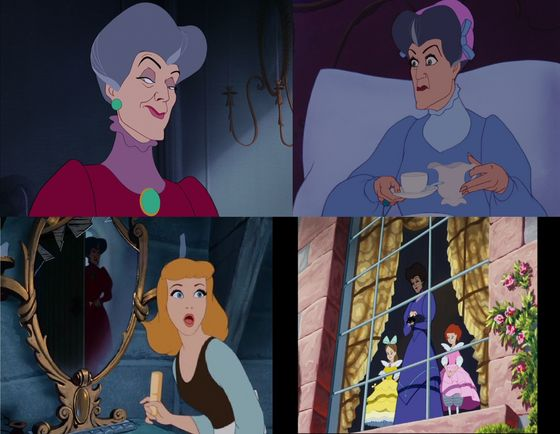 Final Vote: 38% thought Lady Tremaine was the tiếp theo least scariest villain of all.