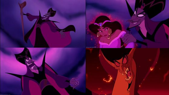 Final Vote: 53% thought Jafar was the tiếp theo least scariest villain of all.