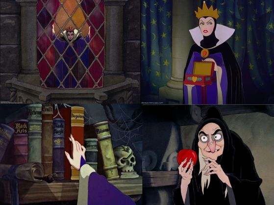 Final Vote: 41% thought Evil Queen Grimhilde was the tiếp theo least scariest villain of all.