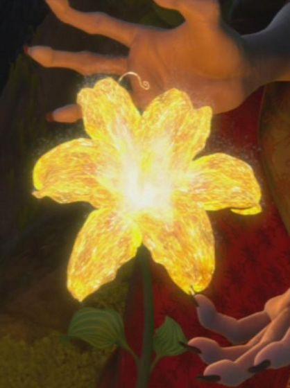 The magical sun fleur