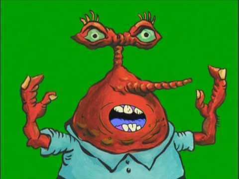 Ugly Spongebob Why Spongebob is an Ug...