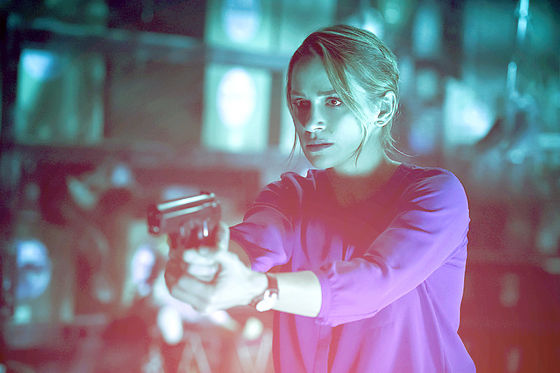 'I'm ready to fuoco anyone who tries to oppose my intention.' - Detective Spivot.
