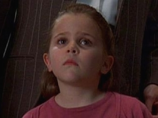Mae Whitman as Patricia Whitmore in Independence Day, 1996