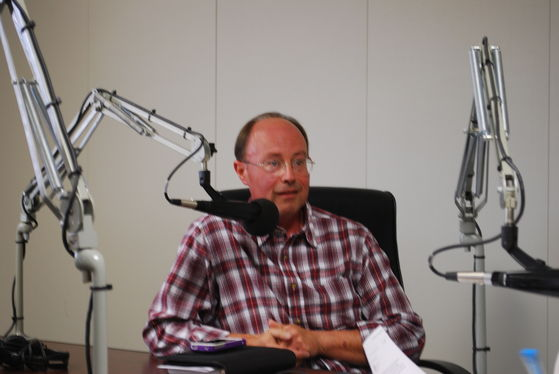 Author Randy Jernigan