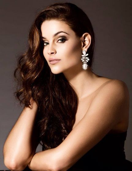 Rolene Strauss (Miss World 2014, South Africa)
