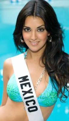 Priscila Perales (Miss International 2007, Mexico)