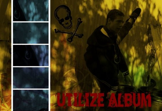 Utilize Album. Elijah Jones