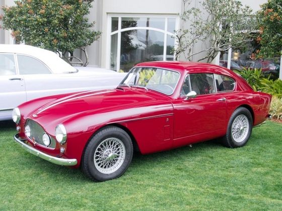 Larry's Aston Maretin DP2