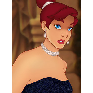 I know this is Anastasia, but I just think they would look so alike!!