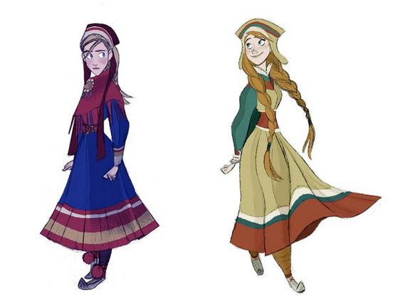 Anna is a Finnish! Anna is a Finnish!