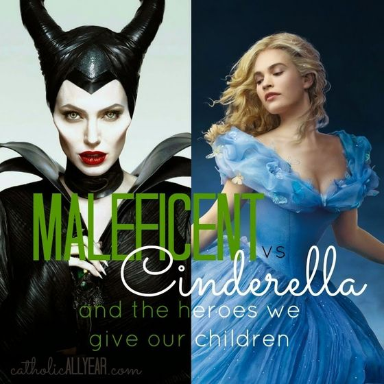 Team Maleficent oder Team Cinderella?? Choose your pick!