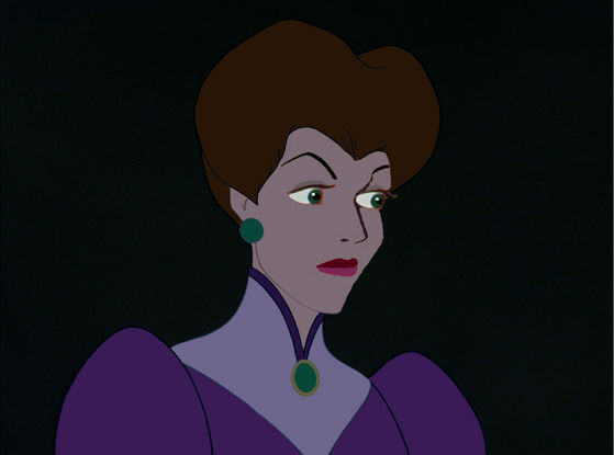 She will never go back to where she started. She is now and forever the Lady Tremaine.