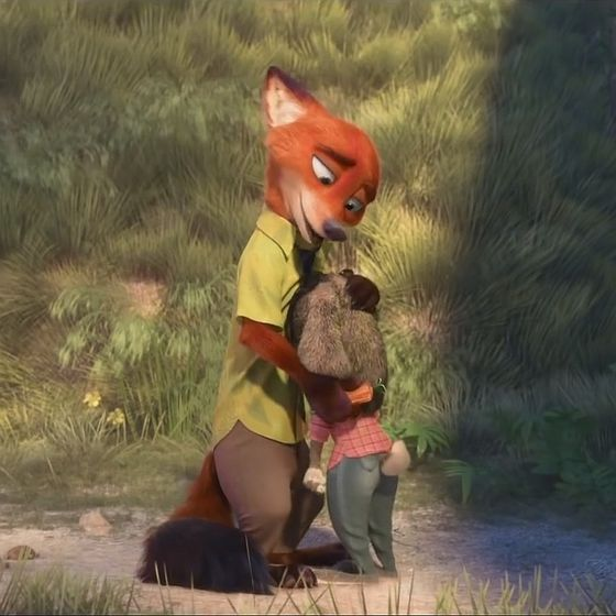 Zootopia Fanfic: Zootopia Fanfic-After The Change(Chapter 3) Nick's