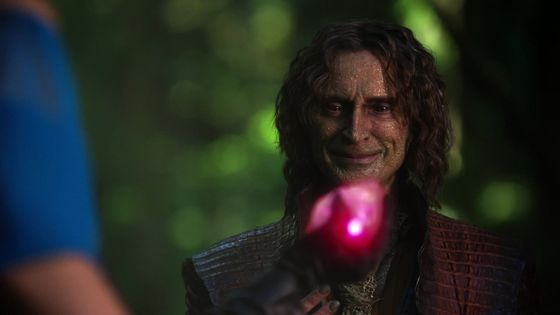 Rumpelstiltskin, the ultimate master of chest.