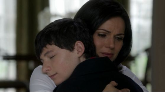 Regina and Henry are ADORABLE!