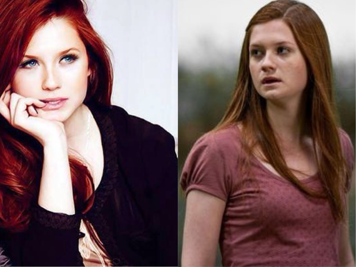 Why Ginny Weasley Is Not A Mary Sue - Harry Potter - Fanpop