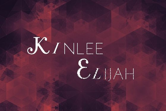 Kinlee And Elijah Large fondo de pantalla