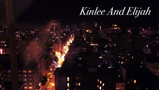 Kinlee And Elijah, Kinlee Cates, Elijah Jones, City Lights, San Francisco