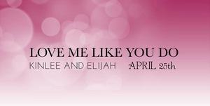 Kinlee And Elijah editar (2015) Jamine