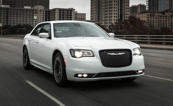 Dan's Chrysler 300