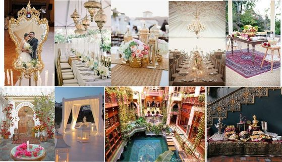 the royal palatial setting for her extraordinary style