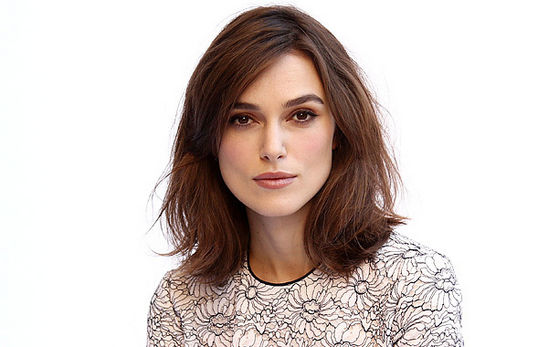Keira Knightley, she has the perfect looks!