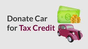 Donate your car for Tax Credit