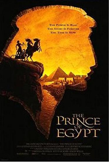 9. The Prince of Egypt