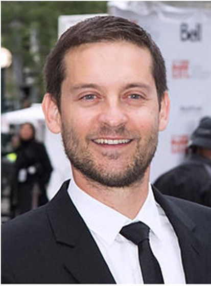 9. Tobey Maguire. Treats fans like garbage.