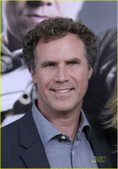 8. Will Ferrell. Treats fans like garbage.
