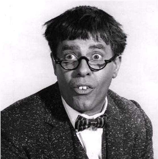 7. Jerry Lewis. Everything about him is ugly, especially his personality.