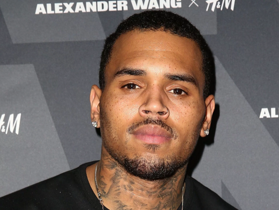 4. Chris Brown. Rihanna anyone?