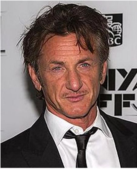 3. Sean Penn. Madonna anyone?
