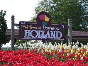 Holland city