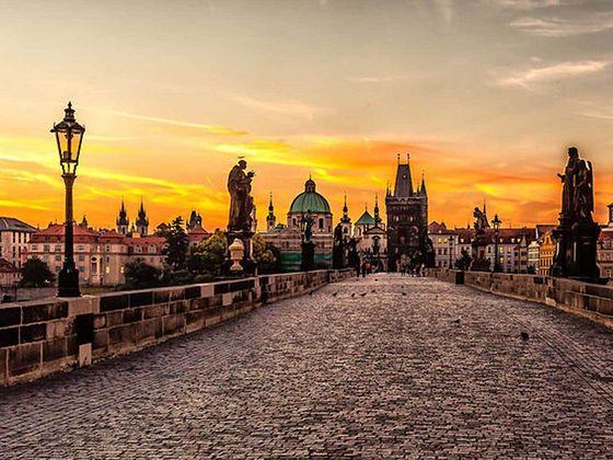 Welcome to gothique Prague!