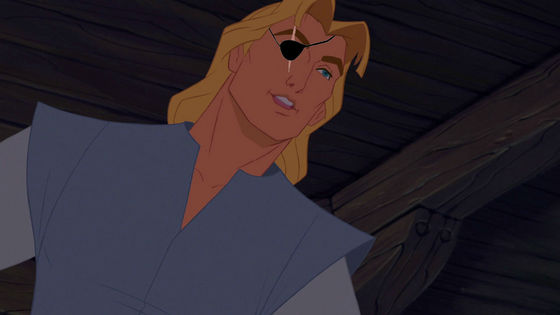 """""""I'm Captain John Smith."""""""