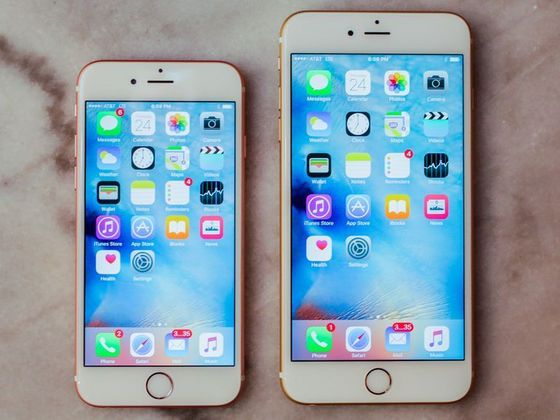 6S or 6S Plus?