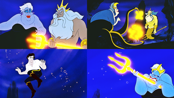 ★ Ursula's New Deal with King Triton/Eric to the Rescue ★