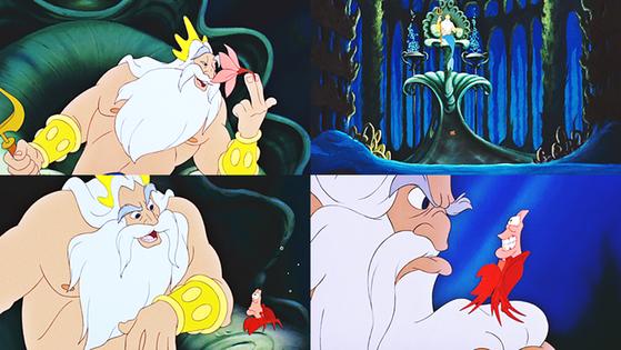 ★ Sebastian and Triton have a Talk ★