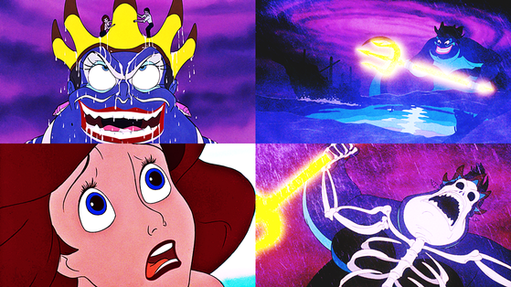 ★ Ursula's Madness/Final Battle/Death of the Sea Witch ★