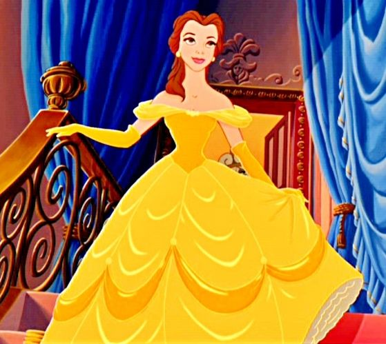 4. Yellow Gown