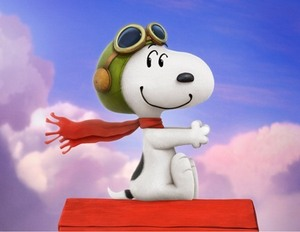 Fly, Snoopy, Fly!