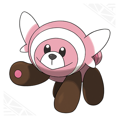 #2: Stufful, the Flailing Pokemon