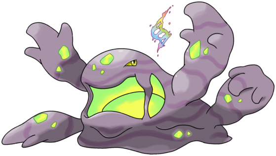 Why can't Muk look like this?